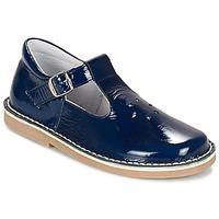 Chaussures Fille Ballerines / babies Citrouille et Compagnie GARENIA Bleu