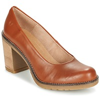 Chaussures Femme Escarpins Casual Attitude GEAL Camel
