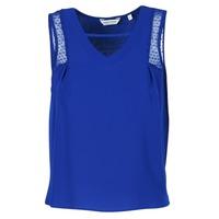 Vêtements Femme Débardeurs / T-shirts sans manche Naf Naf OPIPA Bleu