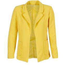 Vêtements Femme Vestes / Blazers Only DUBLIN Jaune