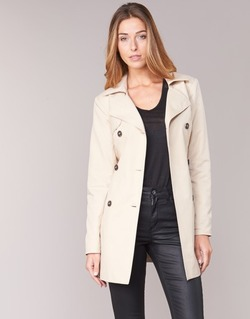 Vêtements Femme Trenchs Only MARIA LONG Beige