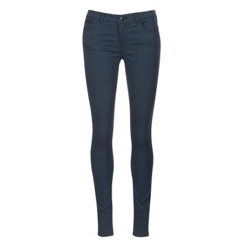 Vêtements Femme Pantalons 5 poches Only ELENA Marine