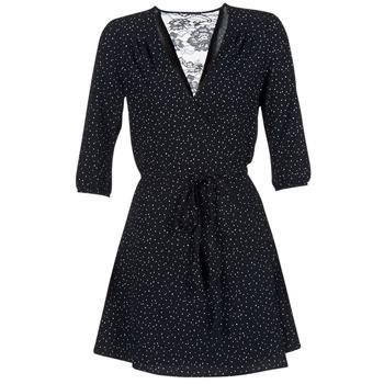 Vêtements Femme Robes courtes Only NOVA LACE Noir