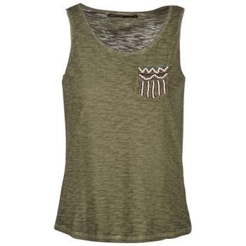 Vêtements Femme Débardeurs / T-shirts sans manche Only VIOLA Kaki