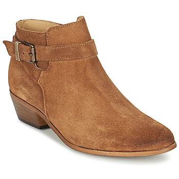 Chaussures Femme Low boots Betty London GAFFA Camel