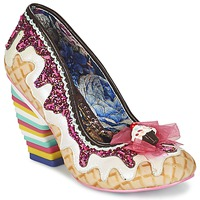 Chaussures Air max tnFemme Escarpins Irregular Choice SWEET TREATS Multicolore
