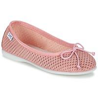 Chaussures Fille Ballerines / babies Citrouille et Compagnie GERRAGO Rose