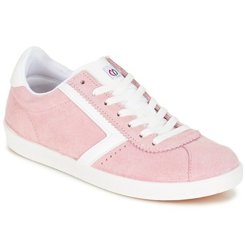Chaussures Air max tnFemme Baskets basses Yurban GUELVINE Rose