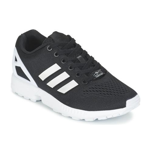 Chaussures Baskets basses adidas Originals ZX FLUX EM Noir