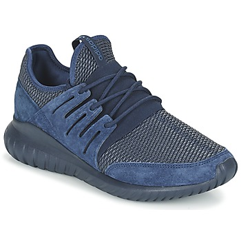 Chaussures Baskets basses adidas Originals TUBULAR RADIAL Marine