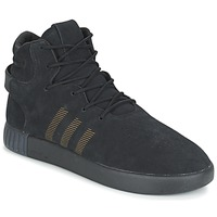 Chaussures Homme Baskets basses adidas Originals TUBULAR INVADER Noir