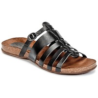 Chaussures Femme Sandales et Nu-pieds Kickers ANAELLE Noir
