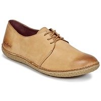 Chaussures Femme Derbies Kickers HOLSTER Marron clair