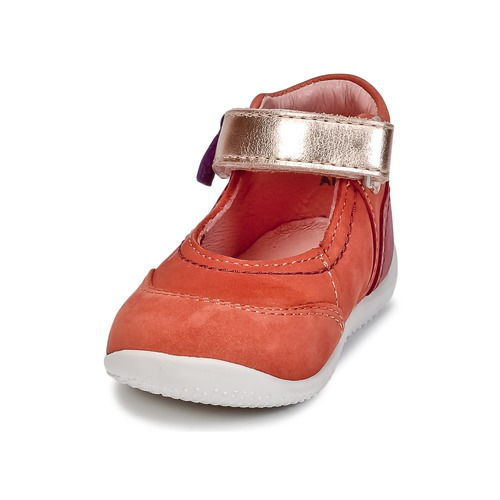 Kickers BIMAMBO Orange / Fuchsia / Rose