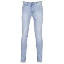 Vêtements Homme Jeans slim Jack & Jones LIAM JEANS INTELLIGENCE Bleu clair