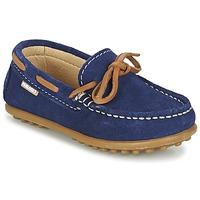 Chaussures Garçon Chaussures bateau Pablosky RACEZE Bleu