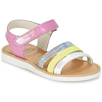 Chaussures Air max tnFille Sandales et Nu-pieds Pablosky RETOKIA Multicolor