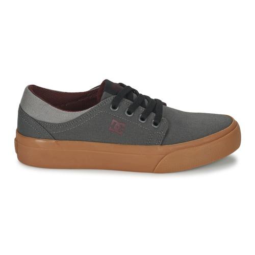 Dc Shoes Trase Tx B Shoe Xssr Gris / Rouge