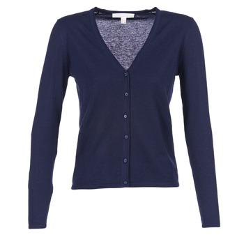 Vêtements Femme Gilets / Cardigans Esprit EPILARA Marine