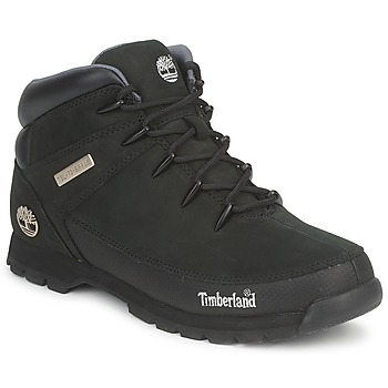 Chaussures Air max tnHomme Boots Timberland EURO SPRINT HIKER Noir