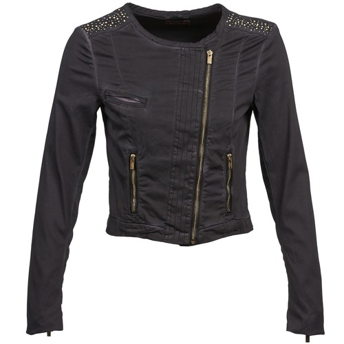 Vêtements Femme Vestes / Blazers Esprit PARKEL Noir