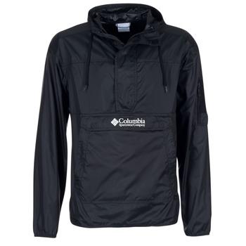 Vêtements Homme Coupes vent Columbia CHALLENGER Noir