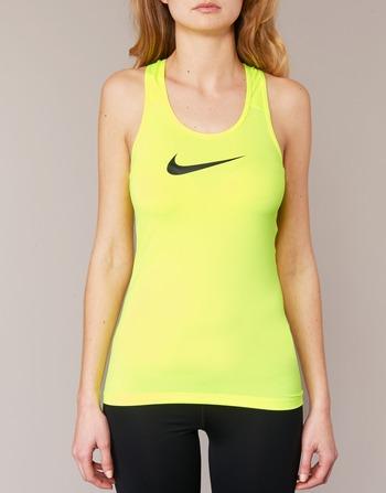 Nike NIKE PRO COOL TANK Jaune