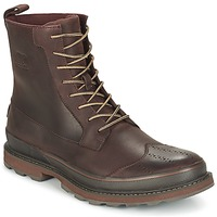 Chaussures Homme Boots Sorel MADSON WINGTIP BOOT Marron