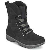 Chaussures Femme Boots Sorel MEADOW LACE Noir