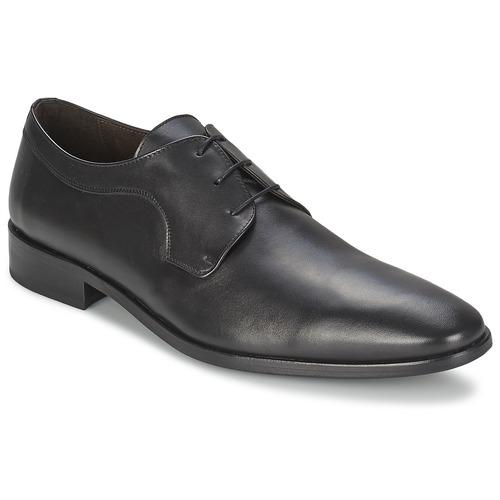 Chaussures Homme Derbies So Size ORLANDO Noir