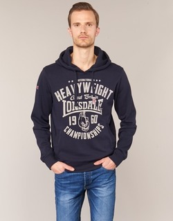Vêtements Homme Sweats Lonsdale INGLETON Bleu