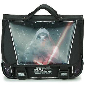 Sacs Garçon Cartables Disney STAR WARS CARTABLE 38CM Noir