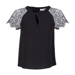 Vêtements Femme Tops / Blouses Morgan OMA Noir