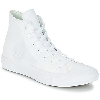 Chaussures Femme Baskets montantes Converse CHUCK TAYLOR ALL STAR II - HI WHITE/WHITE/WHITE