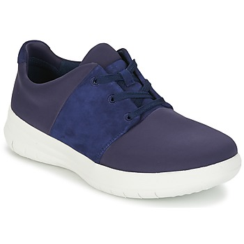 Chaussures Femme Baskets basses FitFlop SPORTYPOP X SNEAKER Marine
