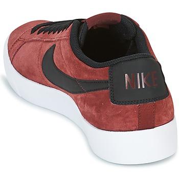 Nike BLAZER VAPOR LOW SB Bordeaux / Blanc