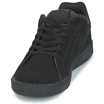 Nike COURT ROYALE GRADE SCHOOL Noir