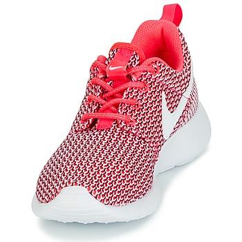 Nike ROSHE ONE GRADE SCHOOL Rose / Blanc