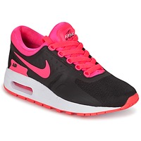 Chaussures Fille Baskets basses Nike AIR MAX ZERO ESSENTIAL GRADE SCHOOL Noir / Rose