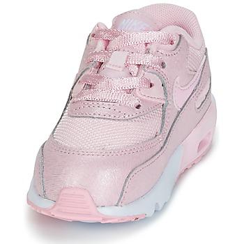 Nike AIR MAX 90 MESH SE TODDLER Rose