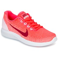 Chaussures Air max tnFemme Running / trail Nike LUNARGLIDE 9 W Rose