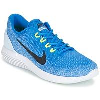 Chaussures Air max tnHomme Running / trail Nike LUNARGLIDE 9 Bleu
