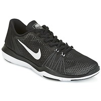 Chaussures Air max tnFemme Fitness / Training Nike FLEX SUPREME TRAINER 5 W Noir / Blanc