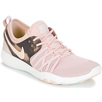 Chaussures Air max tnFemme Fitness / Training Nike FREE TRAINER 7 AMP W Rose