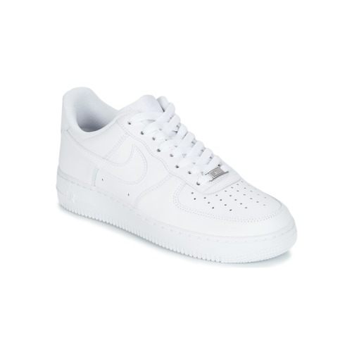 7d581849393dc Nike Air. 99.99. Chaussures Homme Baskets basses Nike AIR FORCE 1 07 Blanc  ...