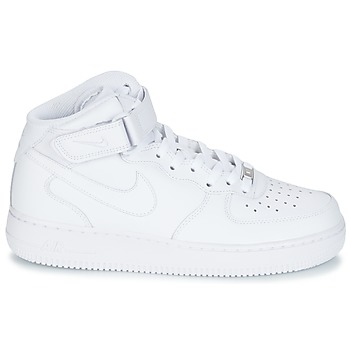 Chaussures Nike AIR FORCE 1 MID 07 LEATHER