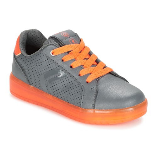 amp; Rqpgrc Chaussures Casual Nice Grises Geox Garçon FHq8OX