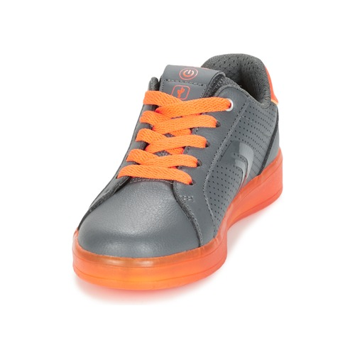 Geox J Kommodor B.B Gris / Orange