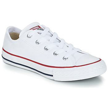 Chaussures Air max tnEnfant Baskets basses Converse CHUCK TAYLOR ALL STAR CORE OX Blanc Optical