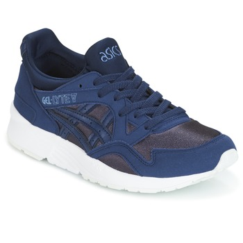 Chaussures Air max tnGarçon Baskets basses Asics GEL-LYTE V Marine